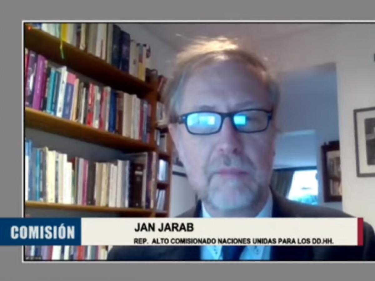 Comisión Interamericana de DD.HH y ONU analizan actuación de Carabineros en estallido social