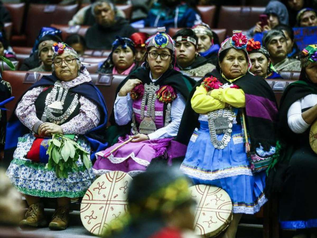 A Sala proyecto que declara feriado el Día Nacional de los Pueblos Indígenas