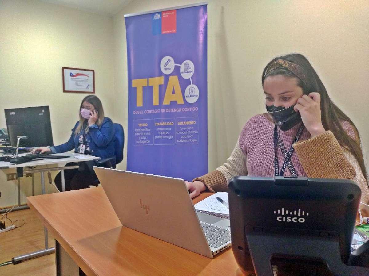 Minsal habilita nueva línea telefónica para consultas Covid-19