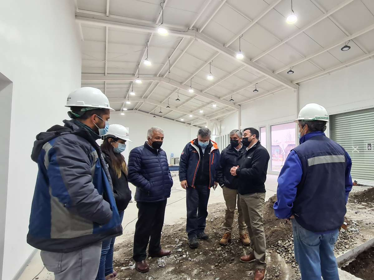 Para fines de agosto esperan inauguración de sucursal Copelec de San Nicolás