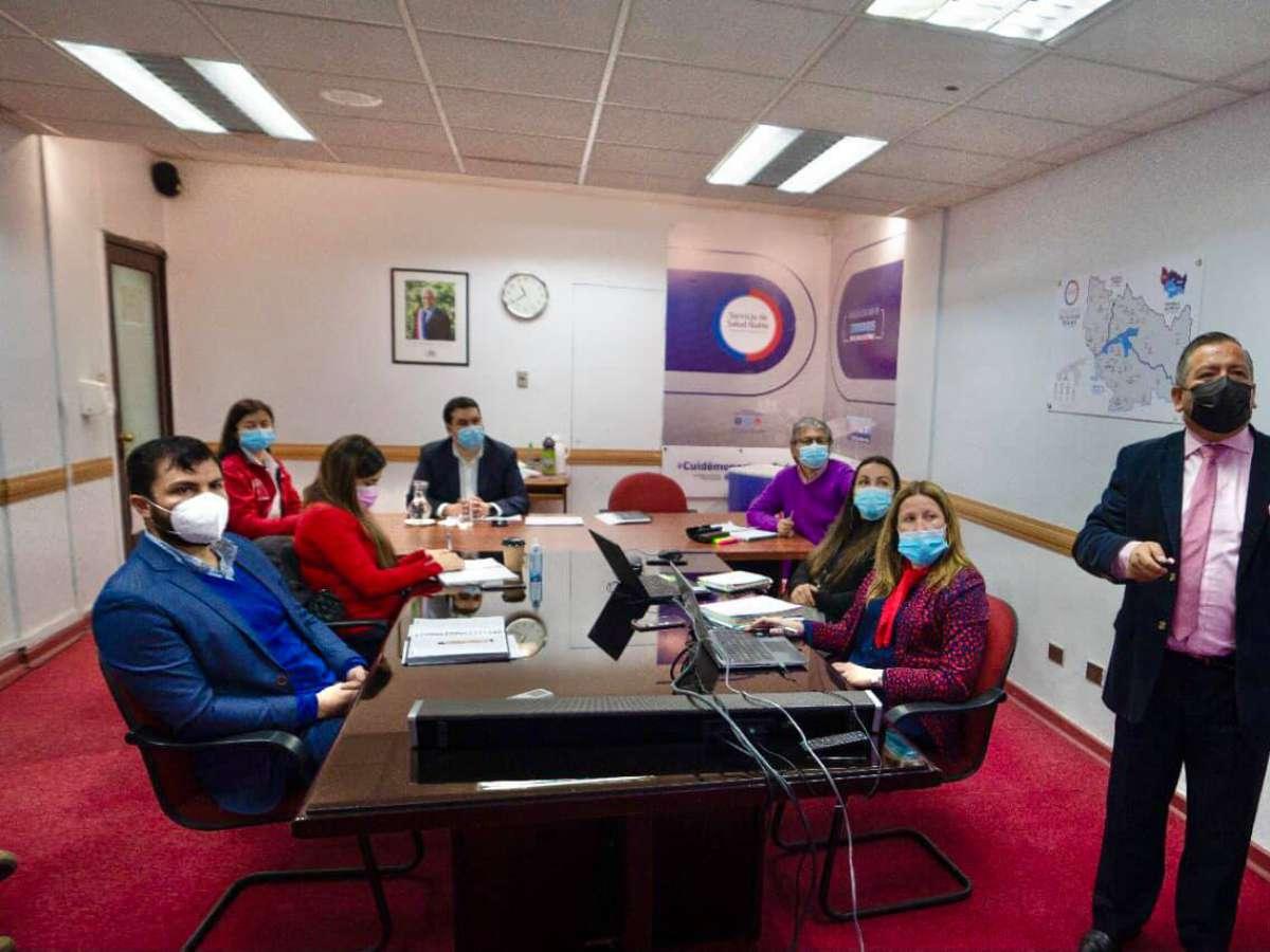 Servicio de Salud Ñuble presentó detalles del futuro centro oncológico para la región
