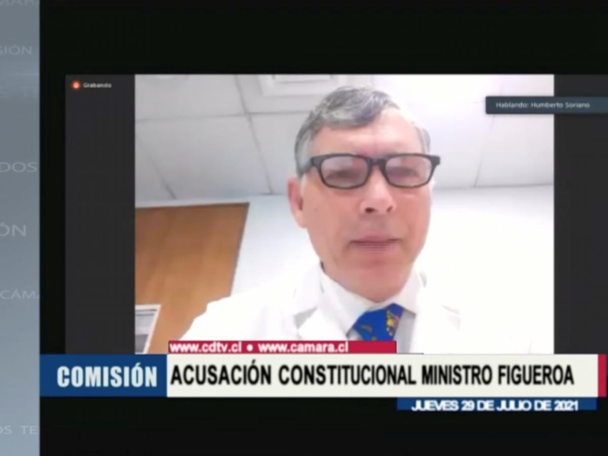 Funcionarios de la Junaeb y apoderados participan en comisión sobre acusación constitucional