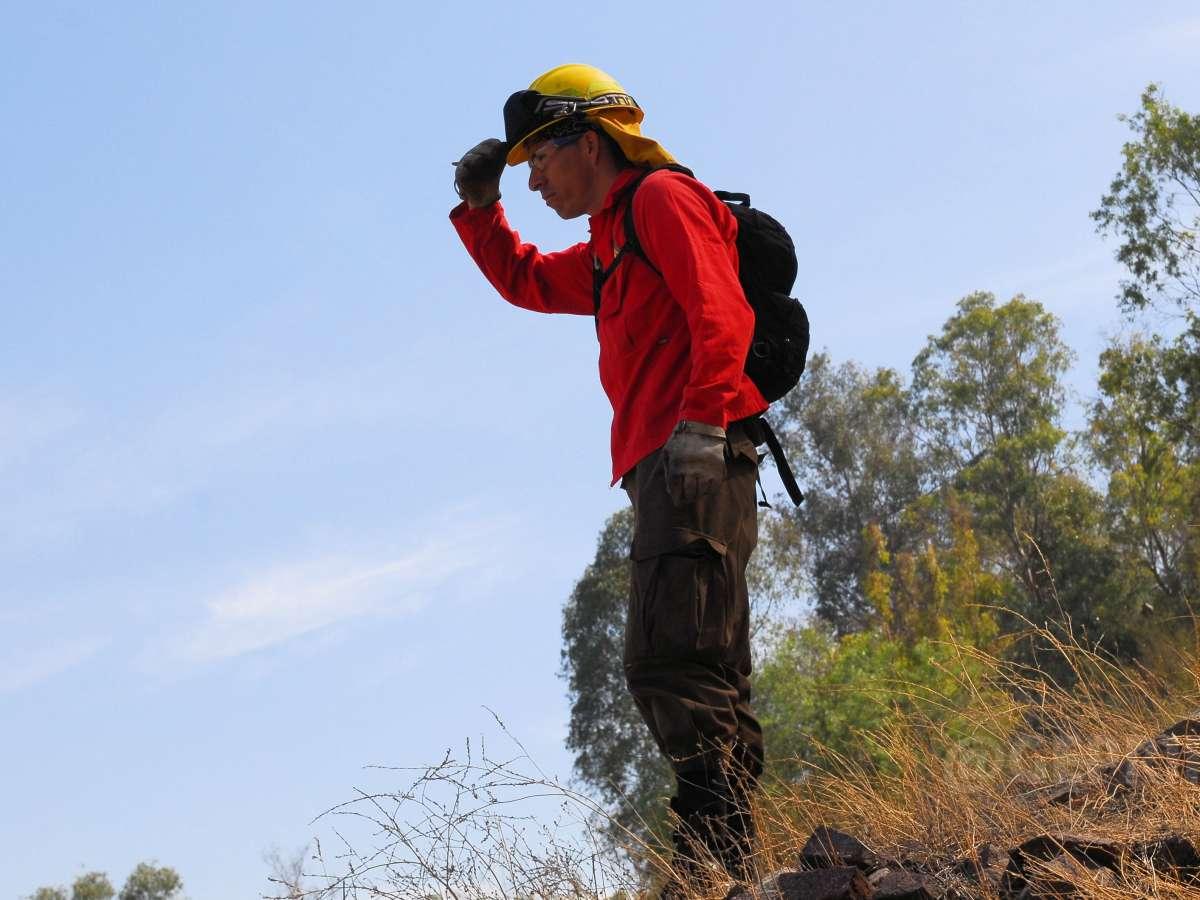 CONAF se prepara para la temporada de incendios 2021-2022
