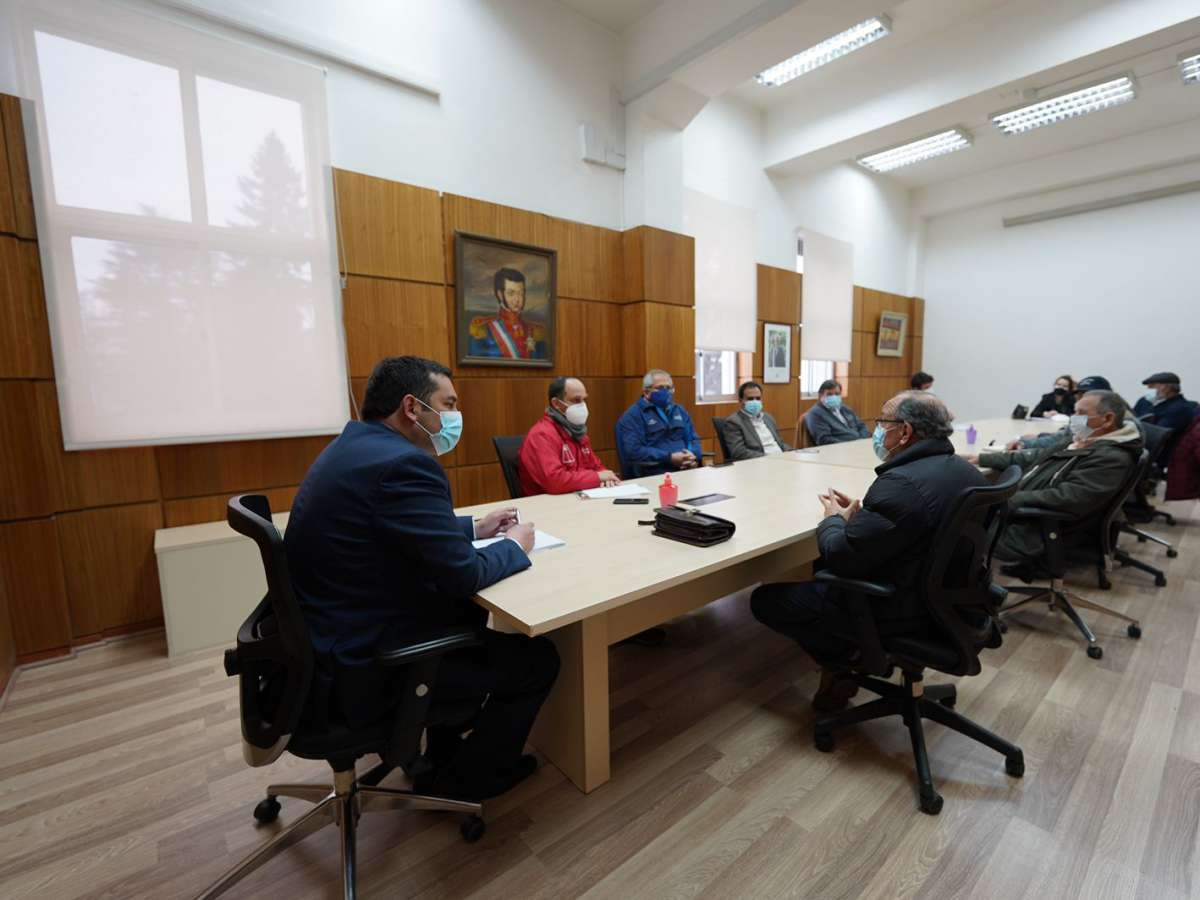 Delegado Presidencial estudia solicitar Declaración de Emergencia Agrícola para las 21 comunas de Ñuble