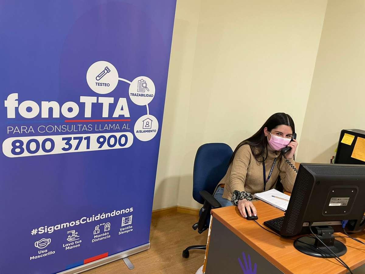 Lanzan oficialmente Fono TTA del Ministerio de Salud