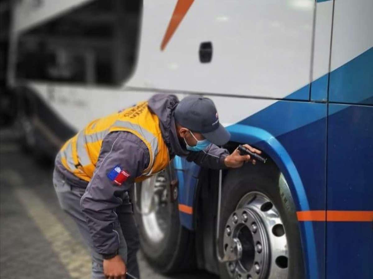Transportes fiscalizó más de 200 buses interurbanos y rurales en Fiestas Patrias