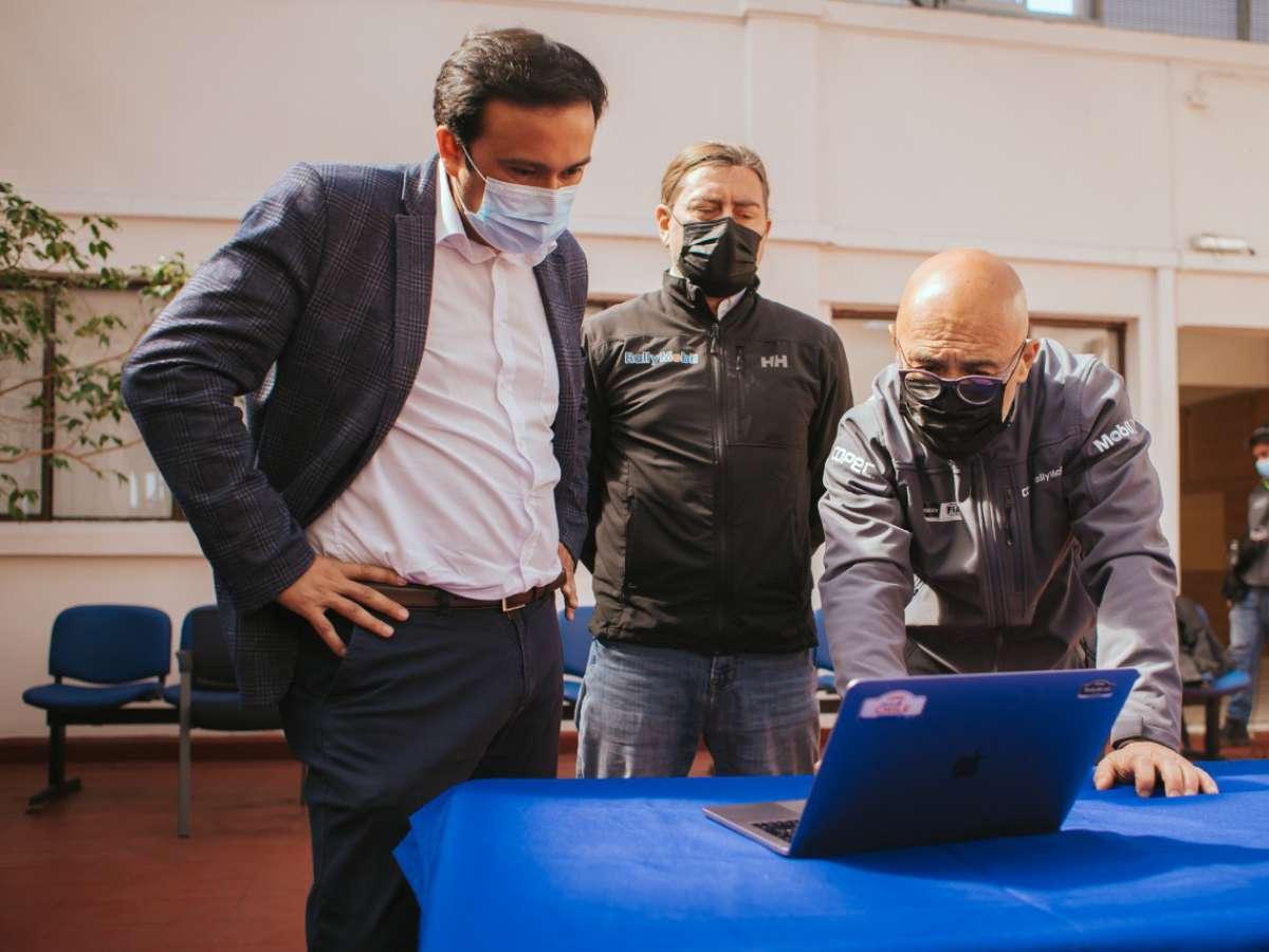 Gobernador Crisóstomo: 'queremos elevar el estatus del Rally Mobil de nacional a mundial en la región de ñuble'