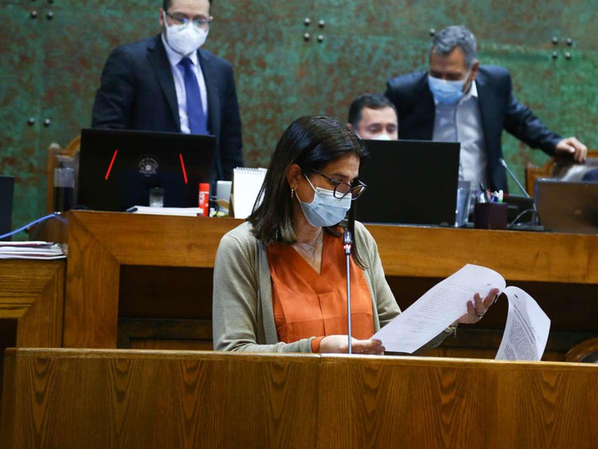 Cámara despachó regla especial de aplicación de penas cuando víctima se encuentre embarazada