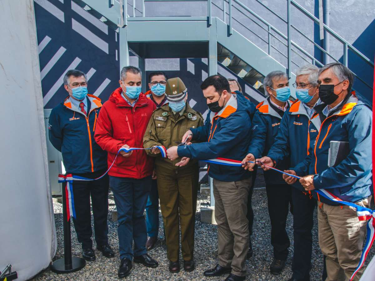 Copelec inauguró Nodo de Seguridad con 480 cámaras de tecnología avanzada.