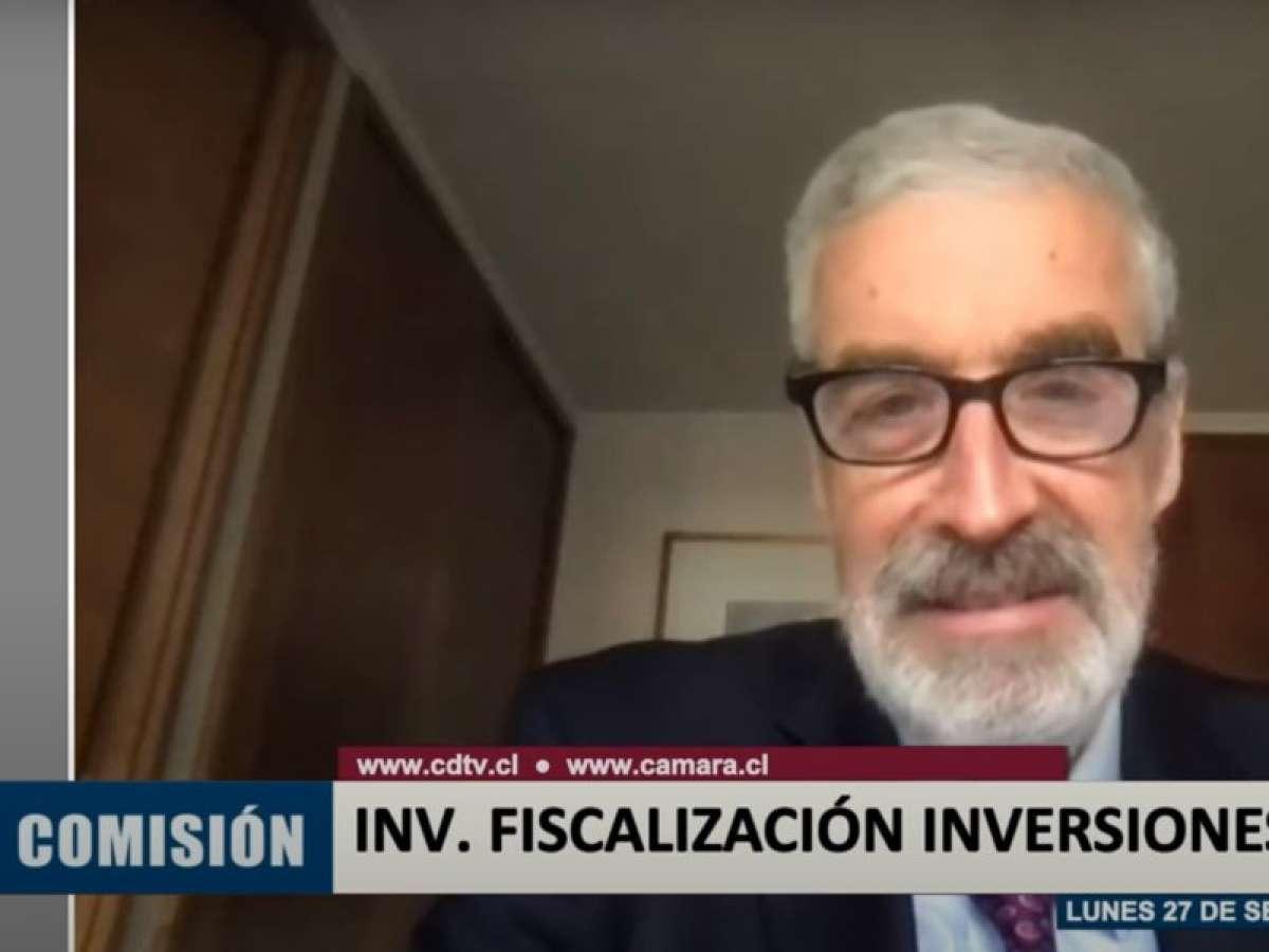 Andrés Solimano expuso en comisión investigadora sobre fiscalización a inversiones AFP