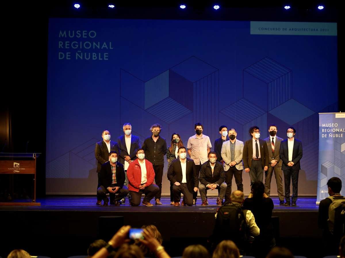Hoy comienza exposición de los 25 proyectos presentados en el concurso para el Museo Regional de Ñuble
