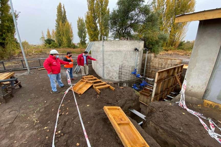 Más agua para Ñuble: pronto inicia construcción de tres nuevos sistemas de APR