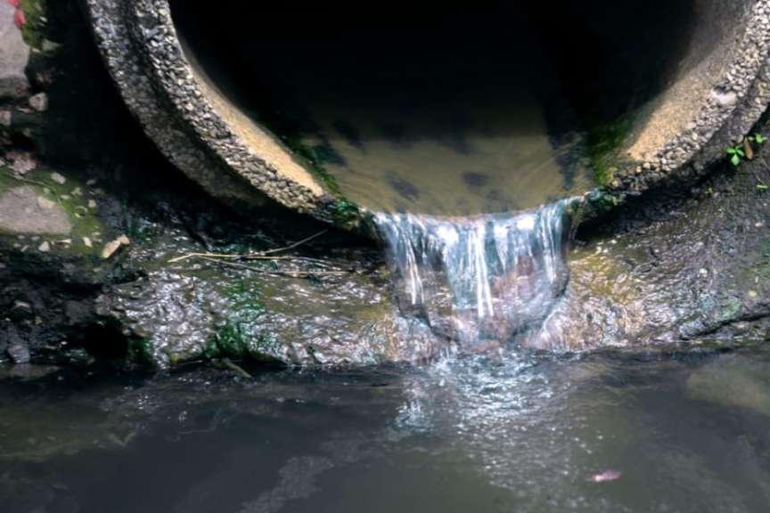 Análisis de aguas servidas para detección del covid 19