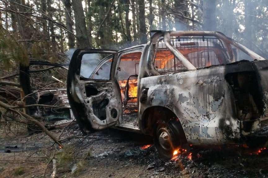 Gerente de faena forestal quemada en Cañete: