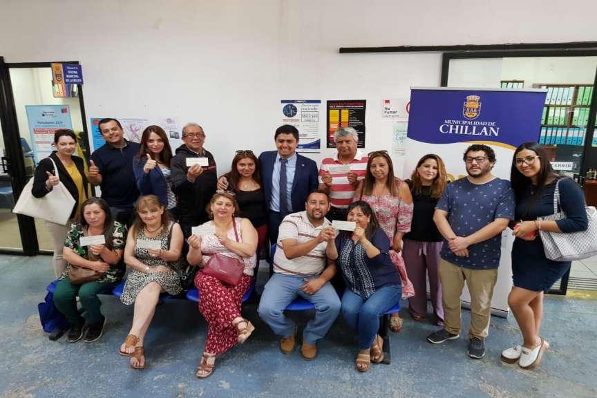 Organizaciones sociales mejorarán sus sedes gracias a recursos del Fondo Presidente de la República